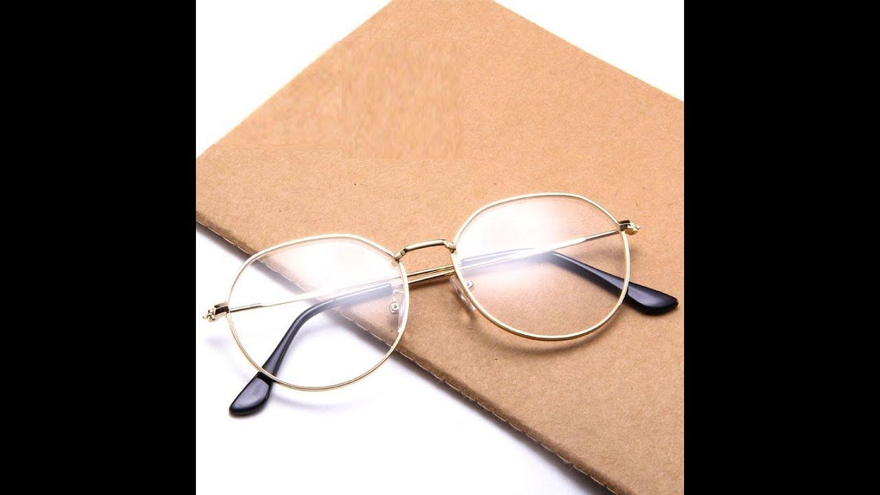 1892b0c3ff8 2019 Round Metal Eyeglasses Offer To Shenzhen Eyewear Spectacles Frames  Factory Slim Light Frame CE FDA VA51 From Cn110910768, $3.8 | DHgate.Com