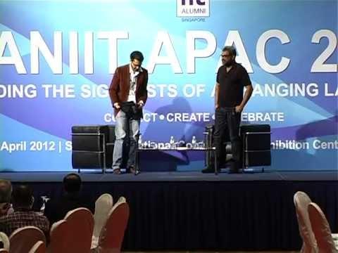Pan IIT APAC Day 2.1