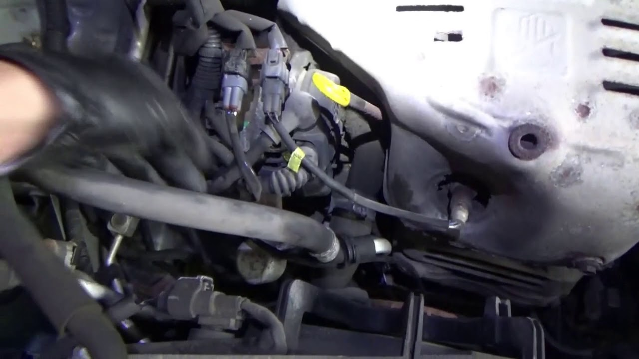 Rough-Running Toyota -Part 2 (Repairs)