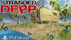 Stranded Deep PS4 🌴 Der Hausbau beginnt