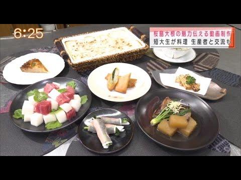 大根 レシピ 桜島
