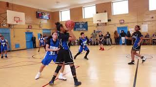 Bronx Girls Varsity Final 2018 MS 127 vs MS 529