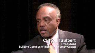 Conversations with: Clifton Taulbert