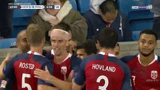 norway vs slovenia 1-0 All GOALs & HIGHLIGHTS