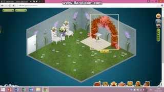 Как оформить комнату для свадьбы в Аватарии