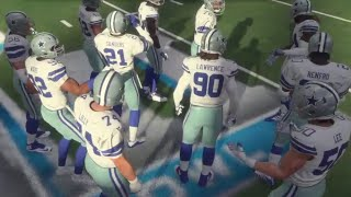 SUPER BOWL SPECIAL ALL-TIME ROSTERS: Pittsburgh Steelers vs Dallas Cowboys [NO CHAT;15 Min Qtrs;SIM]