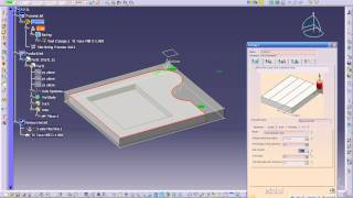 CATIA Machining Tutorial - FULL LESSONS - HD (2/6)
