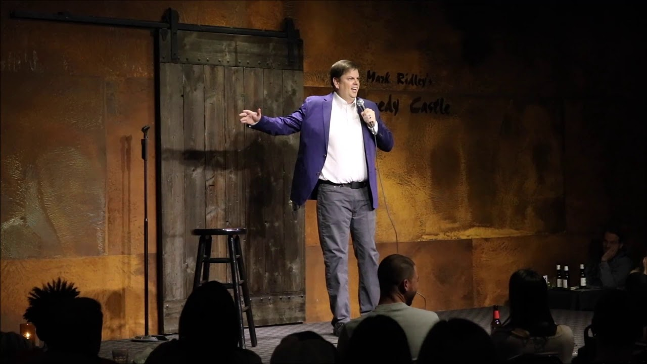 Dan Brittain stand up sample