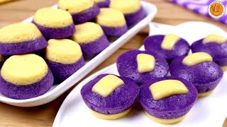UBE CHEESE PUTO FLAN | Ep. 117 | Mortar and Pastry