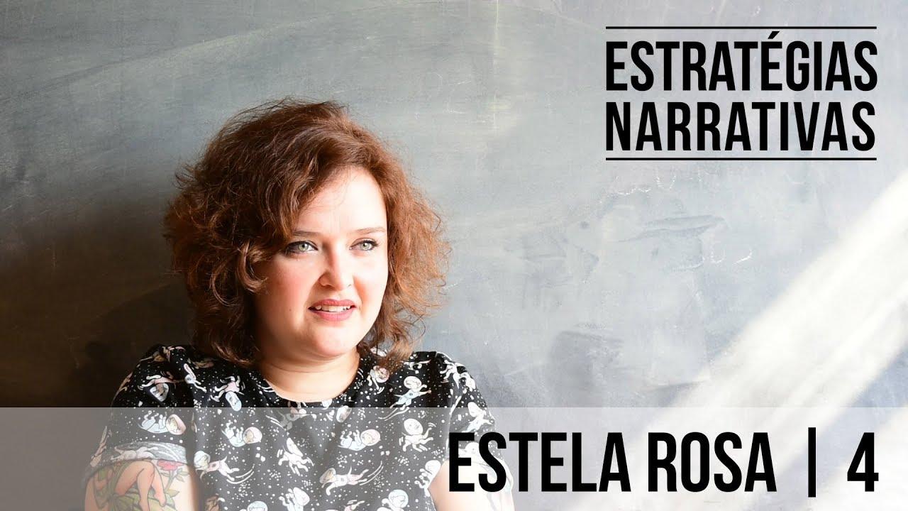 Entrevista com Estela Rosa - Um rojão atado à memória - Estratégias Narrativas