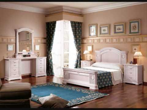 Dormitorios matrimonio clasicos muebles salvany www mueblessalvany com youtube - Decoracion de dormitorios clasicos ...