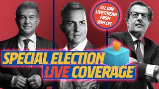 🔴🗳️ ELECTION DAY: SPECIAL LIVE COVERAGE (ALL DAY LIVESTREAM)