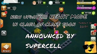 New update in clash of clans!! announced by supercell (surely come in 2017!!)