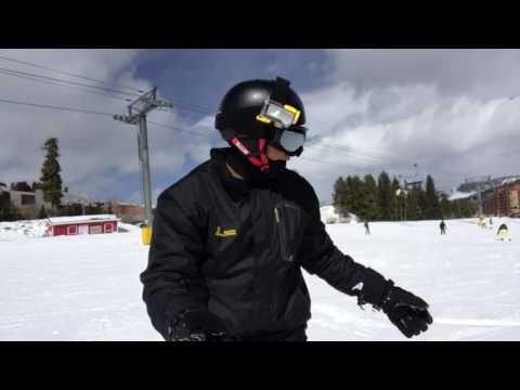 Bunny slopes @ Breck