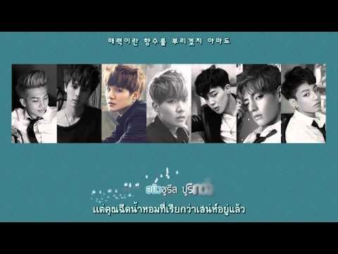[Karaoke+Thaisub] Miss Right - BTS (방탄소년단)