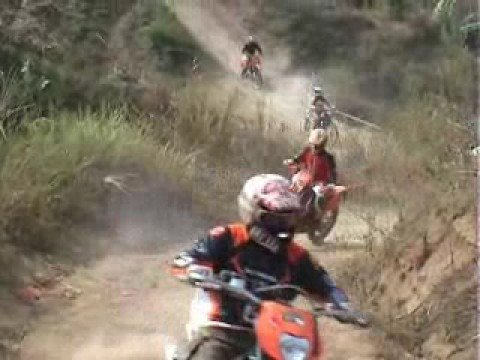 Enduro Dirtbike Indonesia (Tras) 2008 part.1