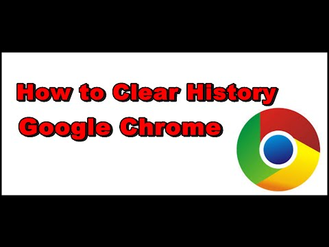 How to Clear History Google Chrome