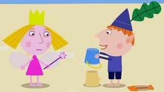 Ben e Holly Italiano - Castello di sabbia- Collezione Italiano - Cartoni Animati