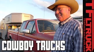 What Trucks Do Real Cowboys Drive?
