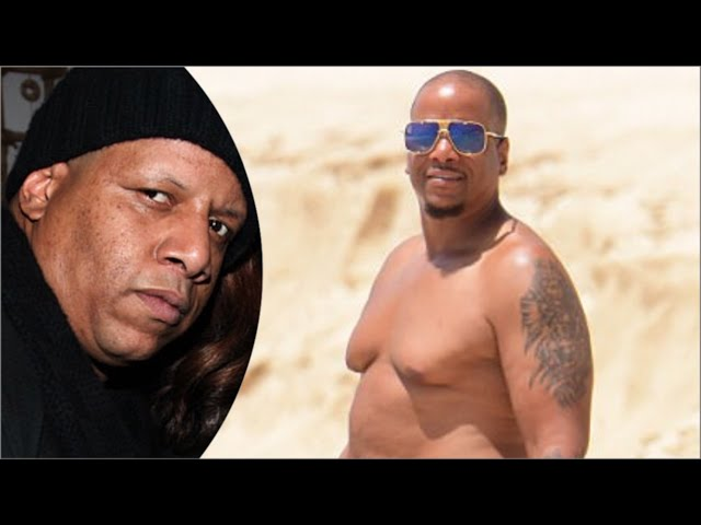 Wendy Williams EX Kevin Hunter's BEFORE and AFTER Weight Loss PHOTOS On VEGAN DIET
