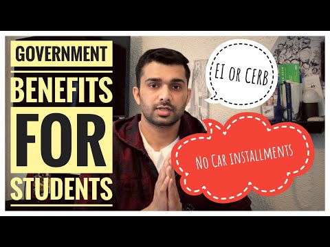 EI Or CERB ? For Which International Students Can Apply