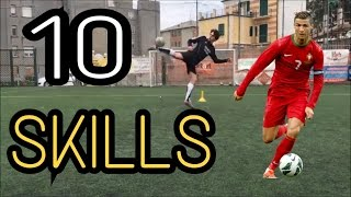 10 skills SEMPLICI per saltare l'AVVERSARIO thumbnail