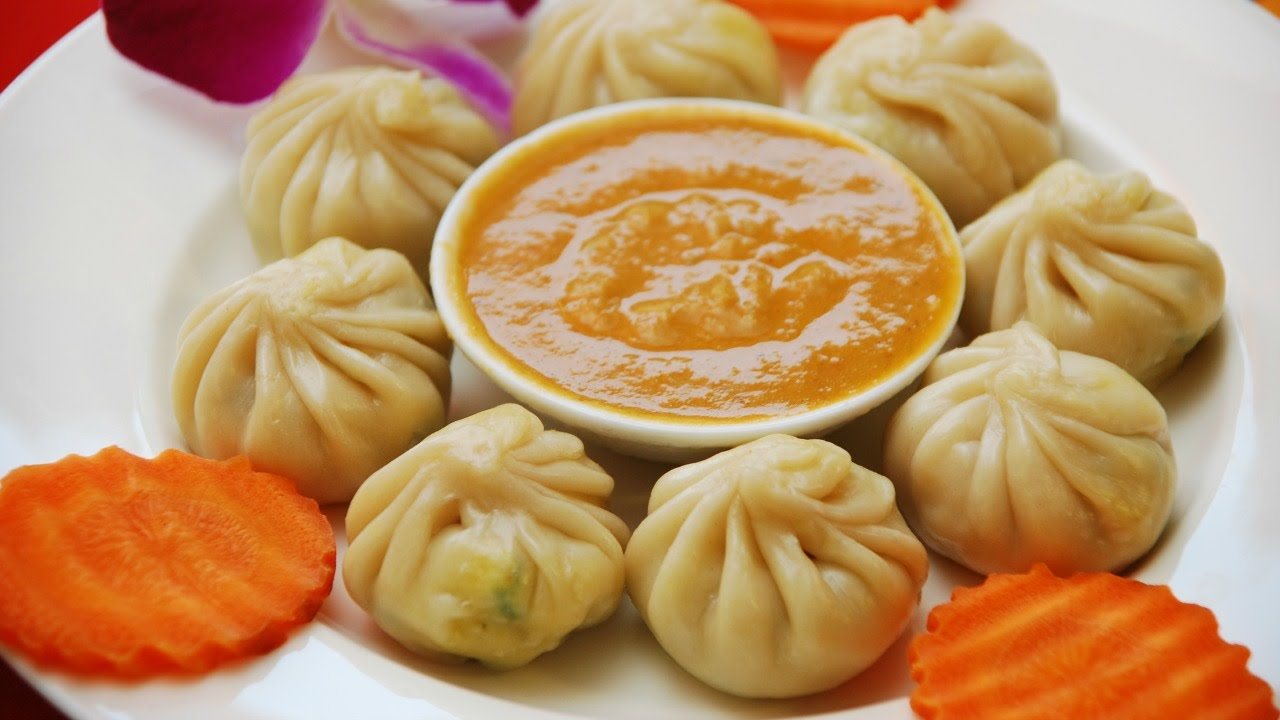 Image result for Momo food in Nepal