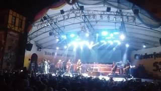 No Te Va Gustar - La única voz - Oktoberfest 2015