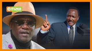 Muthama angered by Kalonzo's remarks over his ex-wife Kavindu