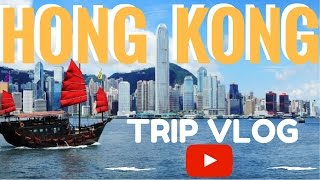 HONG KONG TRIP VLOG | SHANGRI LA KOWLOON