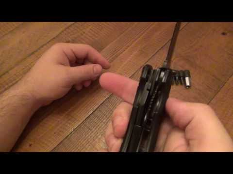 Multitool Review : Walther MultiTac