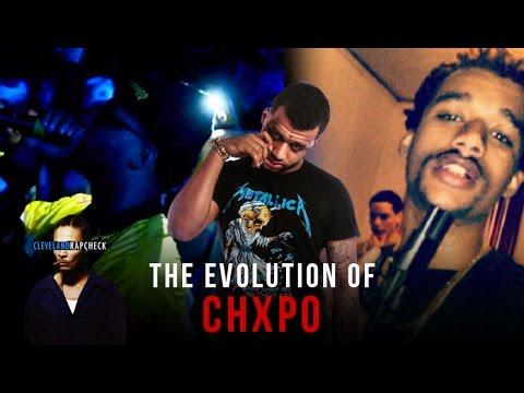 The Evolution of Cleveland Rapper Chxpo #CleRapCheck