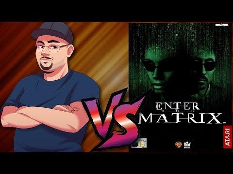 Johnny vs. Enter the Matrix