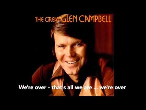 Glen Campbell - Healin Hands Of Time