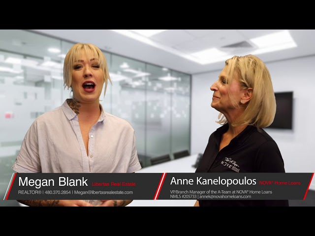 Anne Talks with Megan Blank about Credit
