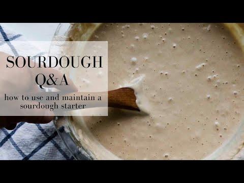 Sourdough Q & A | SOURDOUGH STARTER GUIDE | Farmhouse on Boone
