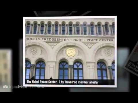 The Nobel Peace Center - Oslo, Oslo, Norway