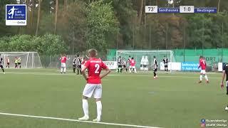A-Junioren: 1:1 Tim Jaeth SV Sandhausen gegen SSV Reutlingen 1905 Fußball