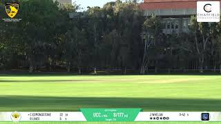 WACA 1st Grade Round 3 - University v Melville