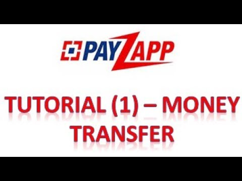How to use PayZapp for Money Transfer (Tutorial - 1)