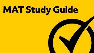 MAT Study Guide - Free Miller Analogies Test