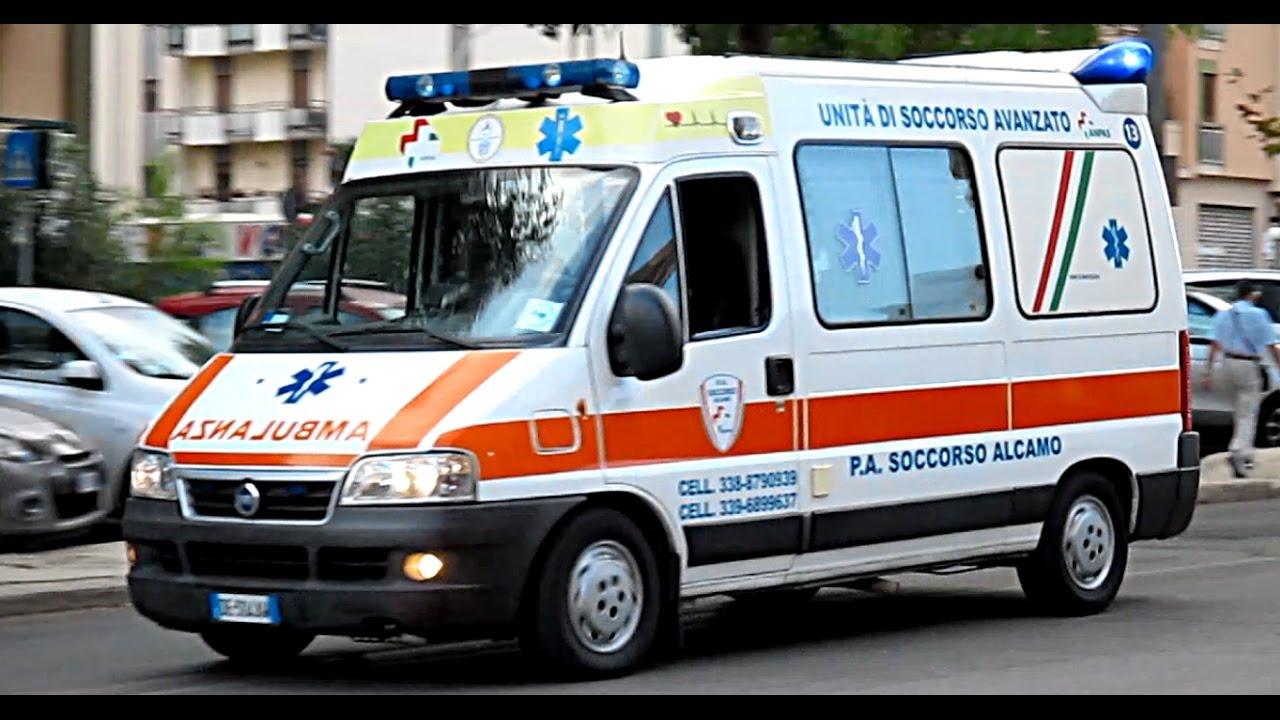 sirena ambulanza