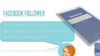 Facebook Profilime Kimler Bakmış ? Facebook Follower