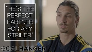 Zlatan Ibrahimovic on Wayne Rooney FULL INTERVIEW | Wayne Rooney: The Man Behind the Goals