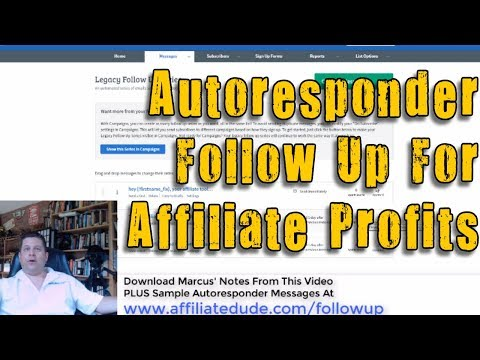 Autoresponder Email Sequence For Affiliate Marketers – Email Marketing Made Easy