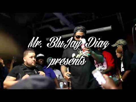 Lil Flip Live in Austin TX, June 27th Freestyle, Presented by Mr.BluJay Diaz