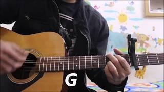 Jaan Nisaar - Arijit Singh - Kedarnath - Hindi Guitar cover lesson chords easy beginners