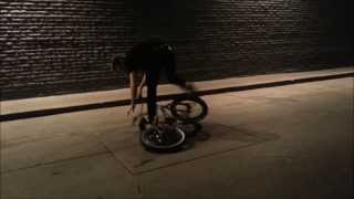 Bmx night Chinatown Toronto