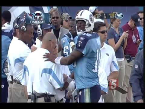 Vince Young Report