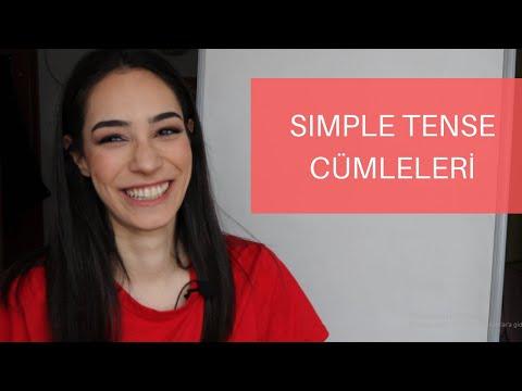 Simple Present Tense - worksheet çalışması